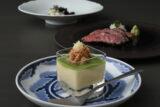 発酵と熟成がテーマの日本料理レストラン GINZA 豉 KUKI 4月の季節のコースは春の素材を満喫