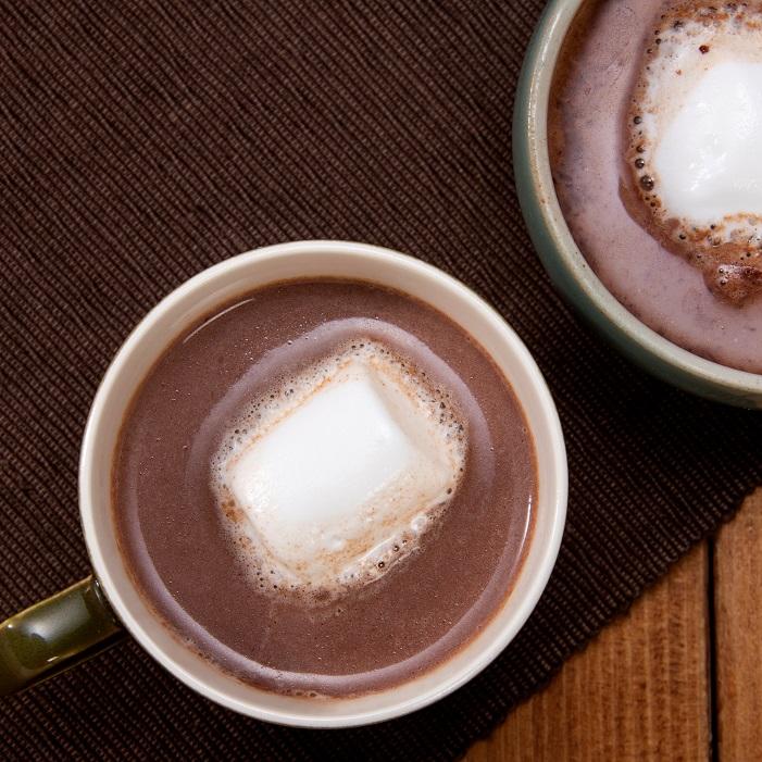 甘酒ホットチョコレート