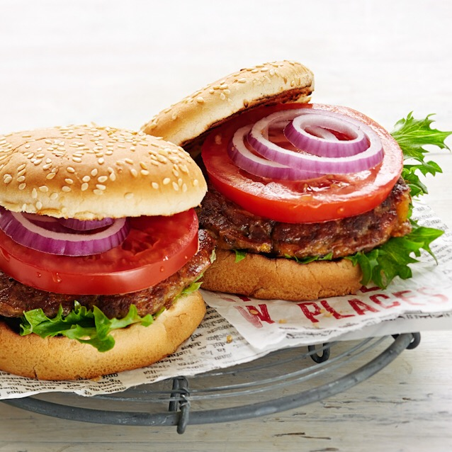 HÄRKIS® 野菜たっぷりバーガー