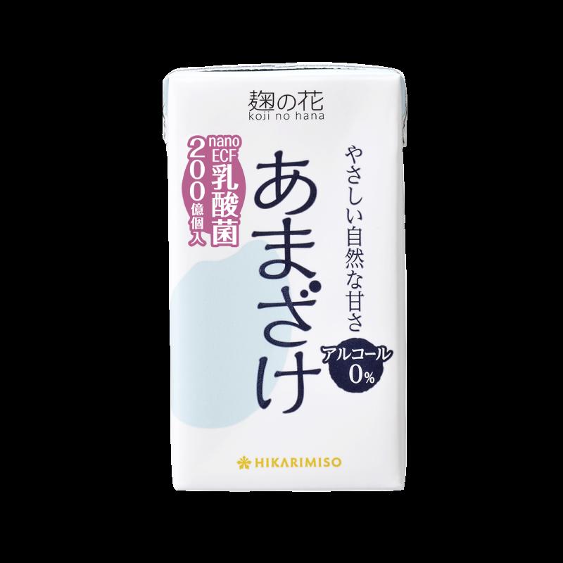 麹の花 あまざけ 乳酸菌 125ml