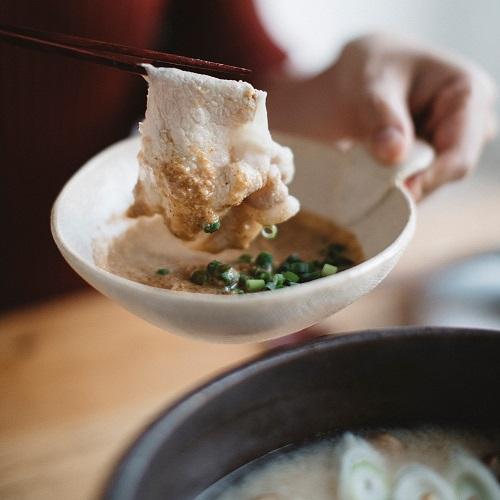 甘酒味噌しゃぶしゃぶの発酵鍋