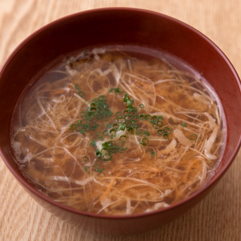沢煮味噌汁