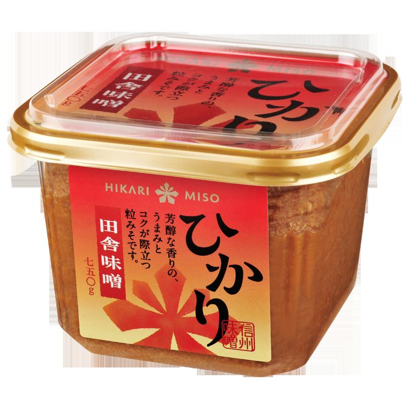 ひかり 田舎味噌