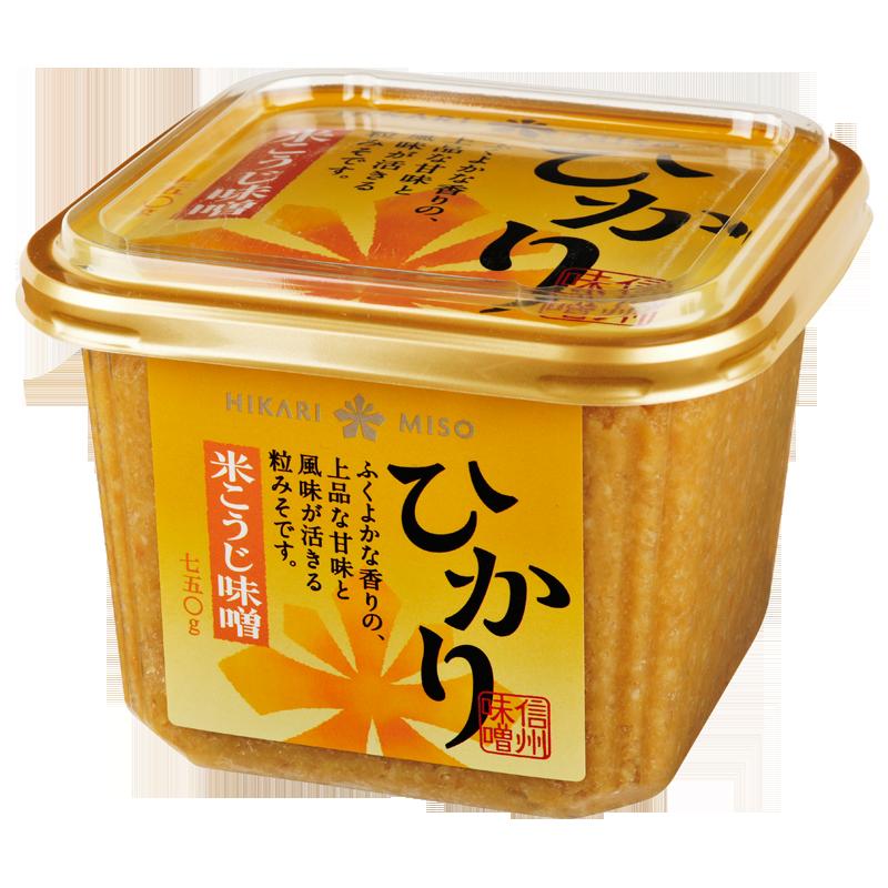 ひかり米こうじ味噌