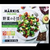 フィンランド産そら豆を使ったベジミート<br>『HÄRKIS® FINLAND 野菜のそぼろ』大容量パック発売