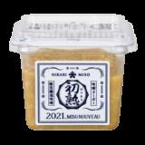 """フレッシュな味噌の味わいを楽しむ 『2021年味噌ヌーボー 初熟(はつなり)』 新発売 <br>""""味噌の初物""""を味わう、これまでにない新しい味噌を提案"""
