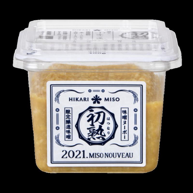 2021 年味噌ヌーボー 初熟(はつなり)