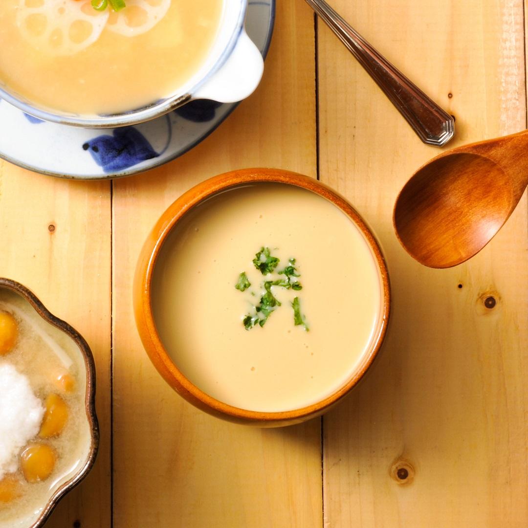 みそコーンスープ