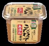 ひかり味噌 オーガニック味噌「こだわってます」シリーズが<br>8年連続で売れ筋No.1※1を達成!!