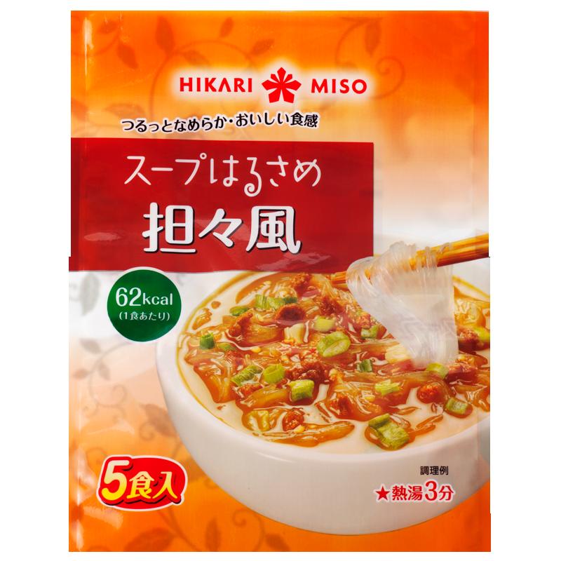 スープはるさめ 担々風