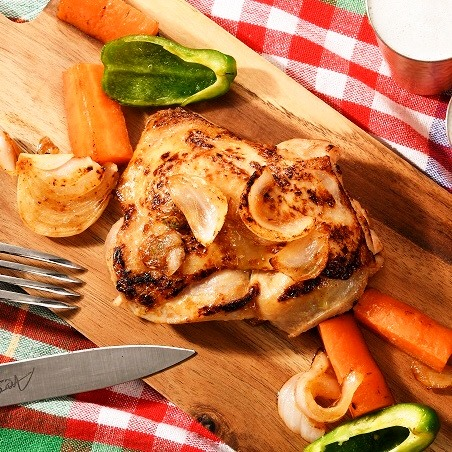 鶏もも肉の塩こうじ漬け