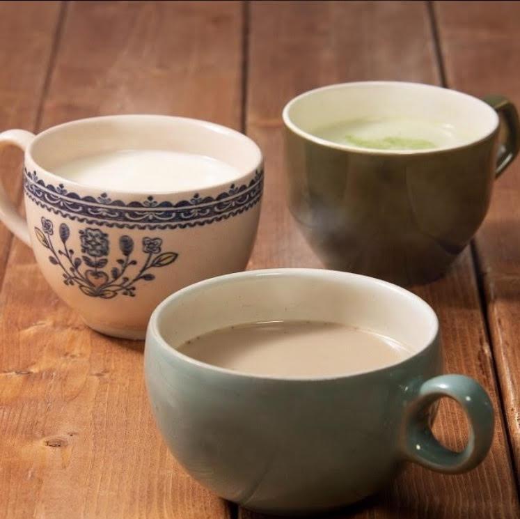 甘酒豆乳ラテ<br>プレーン・抹茶・コーヒー