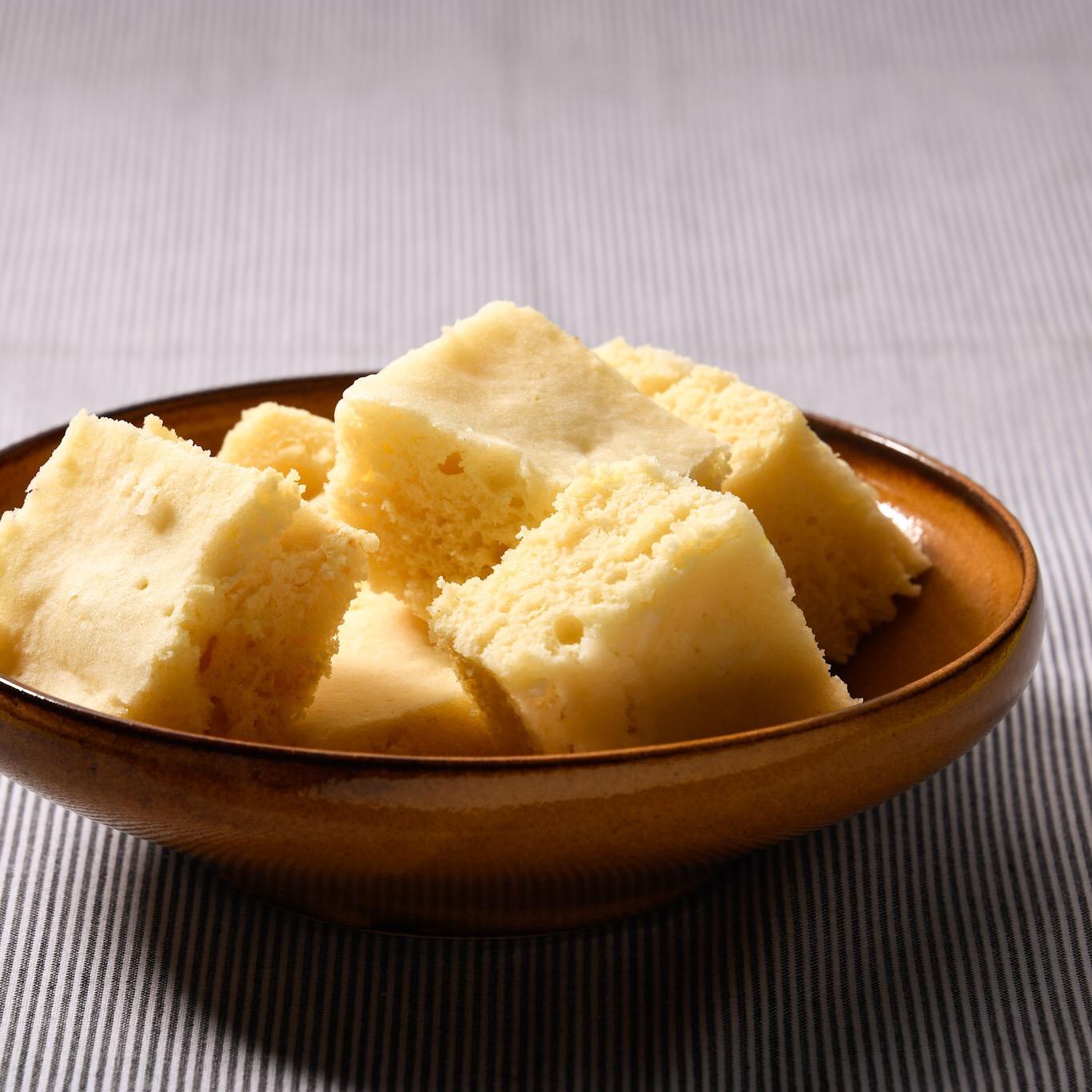 甘酒蒸しパン