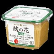 麹の花 無添加オーガニック味噌 減塩 650g